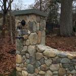 West Newton Residential Design—Part Two: Walls, Walkways, and Lighting